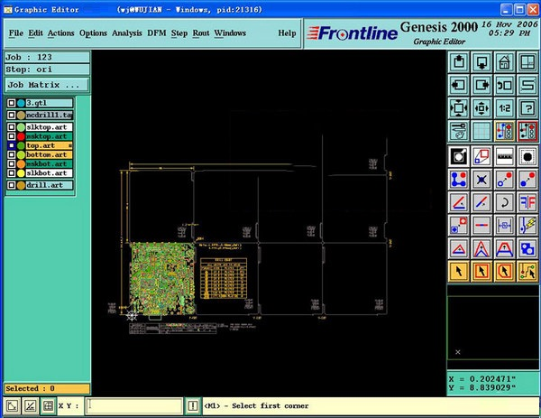 genesis软件