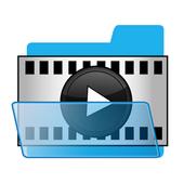 文件夹中的视频播放器---安卓手机下载