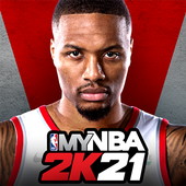 我的NBA2K21---安卓手机下载